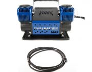 Thumper Max Dual Air Compressor + Thumper Air Hose Extension 4m