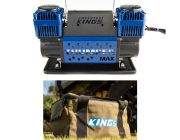 Thumper Max Dual Air Compressor + Adventure Kings Canvas Thumper Bag