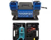 Thumper Max Dual Air Compressor + Hercules 12V Impact Wrench