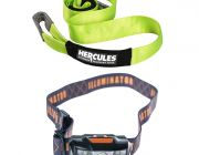 Hercules Tree Trunk Protector + Illuminator LED Head Torch