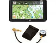 VMS Touring 700 HDX GPS + Tyre Deflator - Kwiky