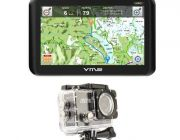 VMS Touring 700 HDX + Adventure Kings Action Camera