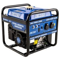 Adventure Kings 3.0kVA Inverter Generator | 3000W Continuous Power Rating | 3300W Peak Power Rating | 2yr Warranty