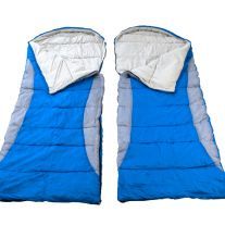 2x Adventure Kings - Hooded Sleeping Bag