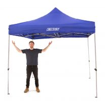 Kings Portable Gazebo 3m x 3m | Heavy Duty Steel Frame | UPF50+ | Waterproof