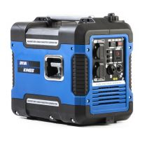 Kings 2kVA Peak Power Portable Camping Generator | 57.8dB | 2 Year Warranty | Pure Sine Wave Inverter