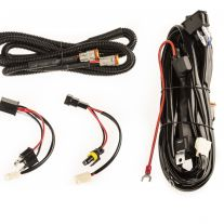 Smart Harness | Plug n Play Spotlight Wiring Harness | Easy DIY Install | Deutsch plugs