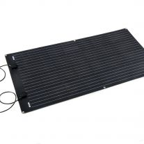 Kings 160W Semi-Flexible Solar Panel | PET construction | Monocrystalline | IP67 Rated