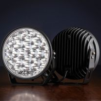 "Kings Domin8r Xtreme 9"" LED Driving Lights (Pair) 