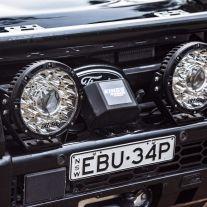 "Kings 8.5"" Laser MKII Driving Lights (pair) | 1 Lux @ 1972m | 11,870 Lumens | IP68 Rated"