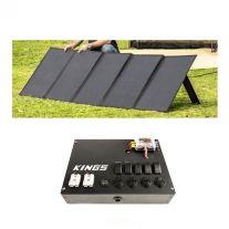 Adventure Kings 250W Solar Blanket with MPPT Regulator + 12V Control Box