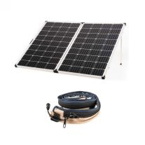 Kings Premium 250w Solar Panel with MPPT Regulator + LED Strip Light