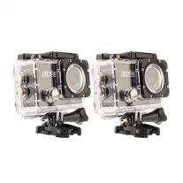 2x Adventure Kings Action Camera