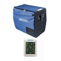 35L Fridge Cover +  Wireless Fridge Thermometer