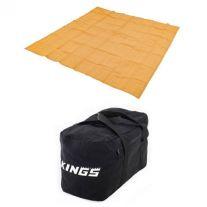 Adventure Kings 40L Duffle Bag + Mesh Flooring 3m x 3m