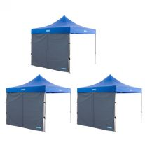 3x Adventure Kings Gazebo Side Wall