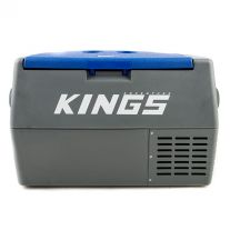 Kings 45L Portable 12v Fridge & Freezer | SECOP Compressor | 68 Can Capacity