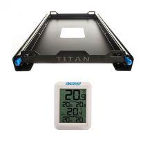 Titan 60L Fridge Slide + Adventure Kings Wireless Fridge Thermometer