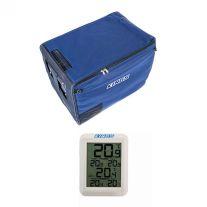 65L Fridge Cover + Wireless Fridge Thermometer