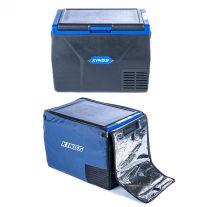 Kings 65L Fridge / Freezer + 65L Fridge Cover