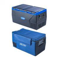 Kings 75L Dual Zone Fridge / Freezer + 75L Fridge Cover