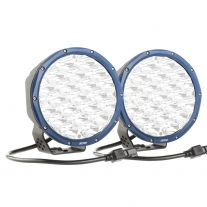 "Kings OSRAM Domin8r X 7"" LED Spotlights (Pair) 