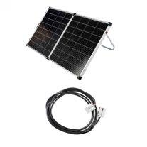 Kings Premium 160w Solar Panel with MPPT Regulator + 10m Lead For Solar Panel Extension