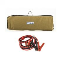 Adventure Kings Heavy-Duty Jumper Leads + Recovery Tracks Canvas Bag
