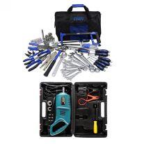 Adventure Kings Tool Kit - Ultimate Bush Mechanic + Hercules 12V Impact Wrench