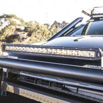 "Kings 20"" Slim Line LED Light Bar | OSRAM & Specially-Designed LEDs | 4755 Lumens | IP68 Rating | 1 lux at 322m"