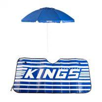 Adventure Kings Beach Umbrella + Sunshade