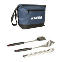 Adventure Kings BBQ Tool Set + Adventure Kings Cooler Bag