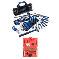 Adventure Kings Essential Bush Mechanic Toolkit + Tyre Repair Kit