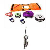 Hercules Essential Recovery Kit + Kings 3in1 Ultimate Air Tool