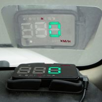 GPS Heads Up Display (HUD) Unit | Plug n Play | Adventure Kings