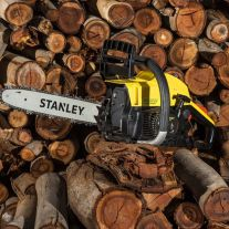 "Stanley 37cc Camping Chainsaw | 14"" Bar 