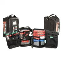 100+ Piece Survival 'Vehicle' First-Aid Kit   Ideal for cars, 4WDs, caravans, trucks & boats