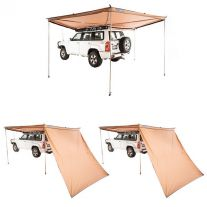 Adventure Kings 270° King Wing Awning + 2x 270° King Wing Awning Wall