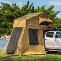 Adventure Kings Roof Top Tent + 4-man Annex