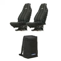 Adventure Kings Heavy Duty Seat Covers (Pair) + Adventure Kings Dirty Gear Bag