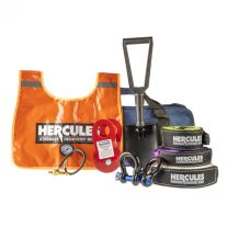 Hercules Complete Recovery Kit - 10-piece | Snatch, Winch & 4WD Gear | Adventure Kings