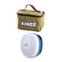 Adventure Kings Toiletry Canvas Bag + Adventure Kings Mini Lantern
