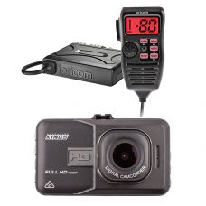 Oricom UHF380PK In-Car 5W CB Radio + Adventure Kings Dash Camera