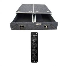 Titan Drawer System - 1070mm + 12V Accessory Panel