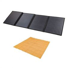 120W Solar Blanket with MPPT Regulator + Mesh Flooring 3m x 3m