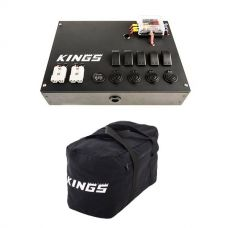 Adventure Kings 12V Control Box + 40L Duffle Bag
