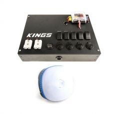 Adventure Kings 12V Control Box + Mini Lantern