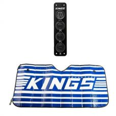 Adventure Kings 12V Accessory Panel + Sunshade