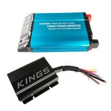 Adventure Kings 1500W Inverter + 20AMP DC-DC Charger