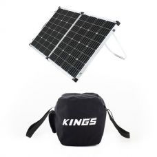 Adventure Kings 160w Solar Panel +  40L Duffle Bag